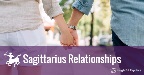 sagittarius in relationships