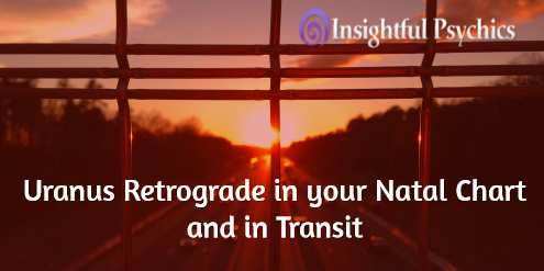 Uranus Retrograde