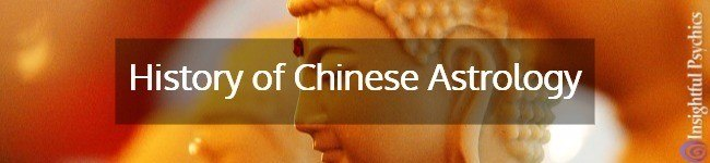 history of chinese astrology